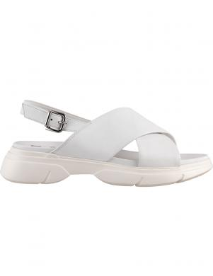 HOGL sieviešu baltas sandales VITALITY
