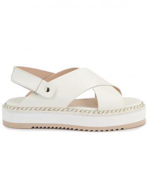 AGL sieviešu baltas sandales MARTA