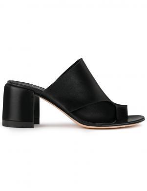 AGL sieviešu melnas sandales MOON THONG