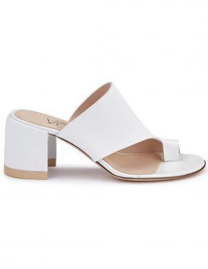 AGL sieviešu baltas sandales MOON THONG
