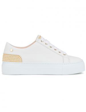 AGL sieviešu balti ikdienas apavi STELLA