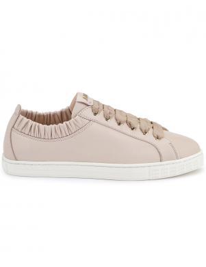 AGL sieviešu krēmīgas krāsas ikdienas apavi SUZIE