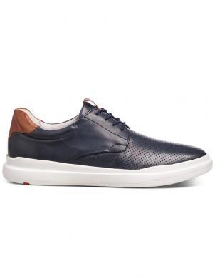 LLOYD vīriešu zili ādas ikdienas apavi AGNEW