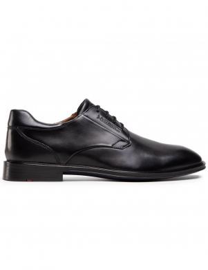 LLOYD vīriešu melni ādas klasiski apavi MOLTO
