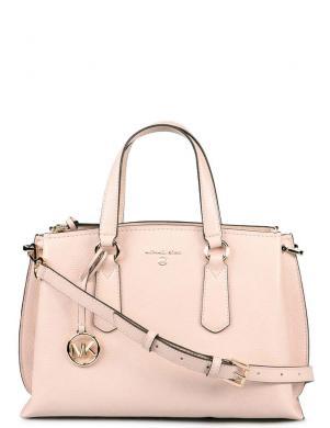 MICHAEL KORS sieviešu rozā soma EMMA MEDIUM