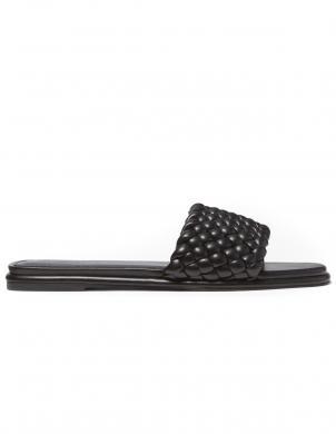 MICHAEL KORS sieviešu melnas čības - sandales
