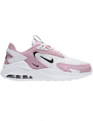 NIKE sieviešu rozā - balti ikdienas apavi Air Max Bolt