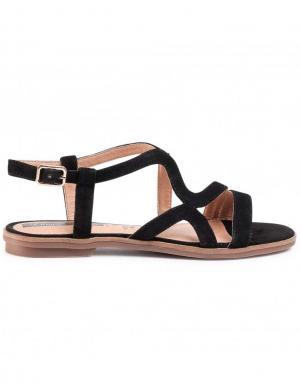 S.OLIVER sieviešu melnas sandales