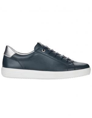 REMONTE sieviešu zili ādas ikdienas apavi