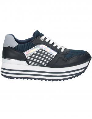 TOM TAILOR sieviešu zili ikdienas apavi