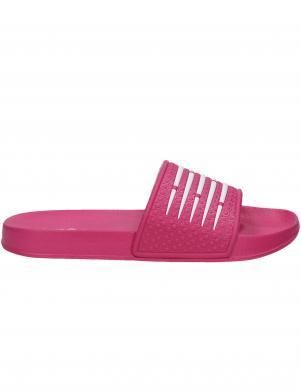 UNO sieviešu rozā gumijas čības
