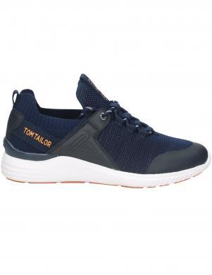 TOM TAILOR vīriešu zili ikdienas apavi