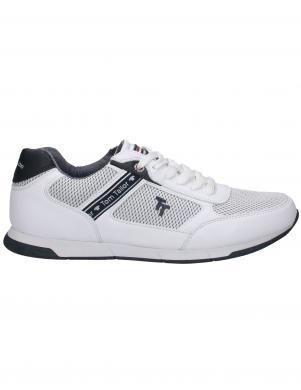 TOM TAILOR vīriešu balti ikdienas apavi
