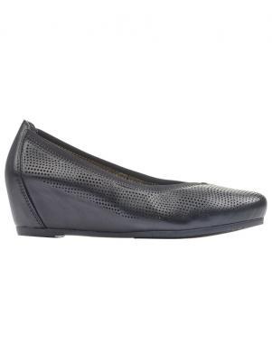 RIEKER sieviešu melni apavi