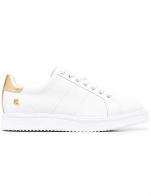 LAUREN RALPH LAUREN sieviešu balti ikdienas apavi