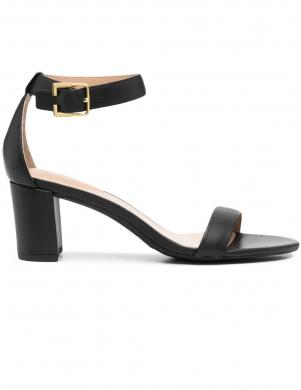 LAUREN RALPH LAUREN sieviešu melnas augstpapēžu sandales
