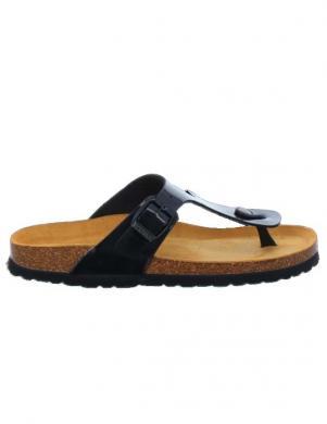 SALAMANDER sieviešu melnas sandales LUINO
