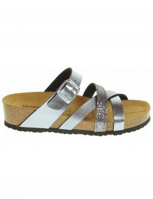 SALAMANDER sieviešu pelēkas sandales TAVIRA