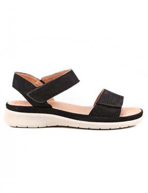 SALAMANDER sieviešu melnas sandales JANITA