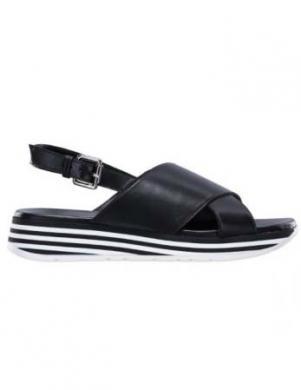 SALAMANDER sieviešu melnas sandales IRINIA