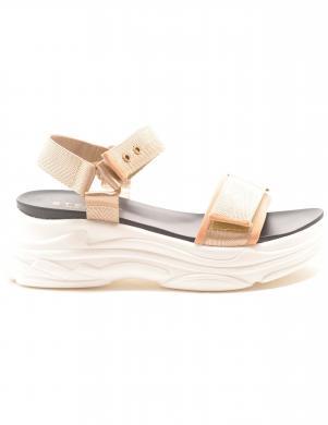 STELLA sieviešu krēmīgas sandales