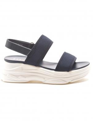 STELLA sieviešu tumši zilas sandales
