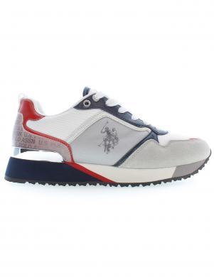 U.S. POLO ASSN. sieviešu krāsaini ikdienas apavi FRIDA