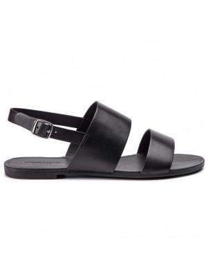 VAGABOND sieviešu melnas sandales TIA