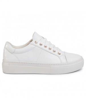 VAGABOND sieviešu balti ikdienas apavi ZOE