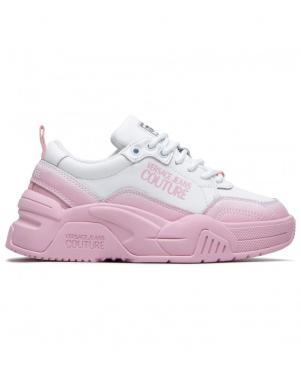 VERSACE JEANS COUTURE sieviešu dažādu krāsu ikdienas apavi LINEA FONDO FIRE 1 DIS. SF4