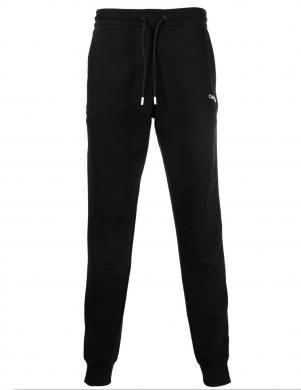 CALVIN KLEIN vīriešu melnas sporta stila bikses