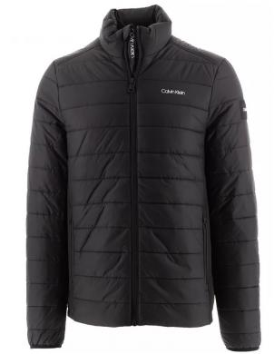CALVIN KLEIN vīriešu melna dūnu jaka