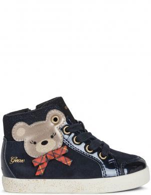 GEOX bērnu zili ikdienas apavi meitenēm KILWI