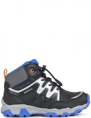 GEOX bērnu melni ikdienas apavi - zābaki zēniem MAGNETAR