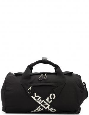 KENZO vīriešu melna soma-mugursoma