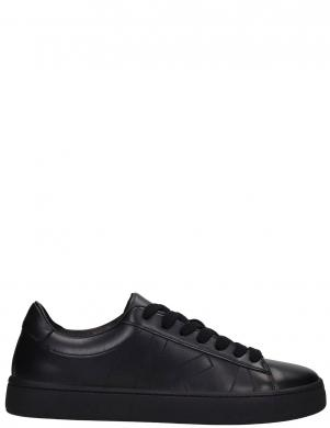 KENZO vīriešu melni ādas ikdienas apavi