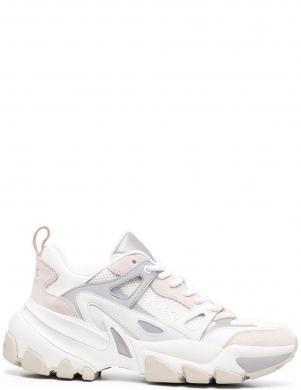 MICHAEL KORS vīriešu balti ādas ikdienas apavi NICK