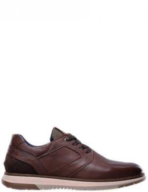 SALAMANDER vīriešu brūni ādas ikdienas apavi MATEON