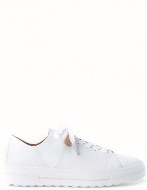 TAMARIS sieviešu balti ādas ikdienas apavi