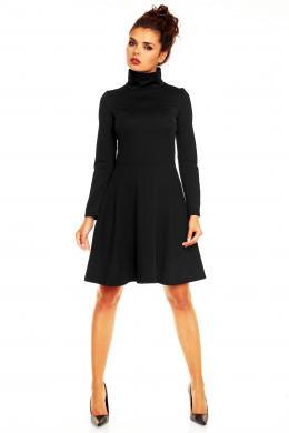 KAREN STYL melna kleita