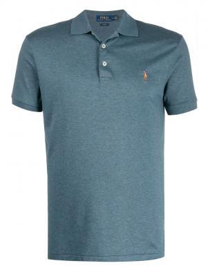 POLO RALPH LAUREN zils vīriešu krekls