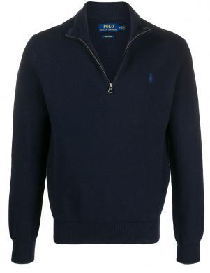 POLO RALPH LAUREN tumši zils vīriešu džemperis