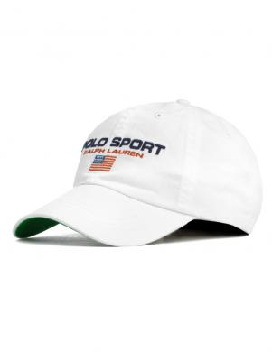 POLO RALPH LAUREN balta vīriešu cepure