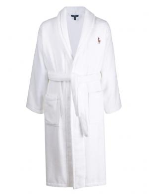 POLO RALPH LAUREN balts vīriešu halāts