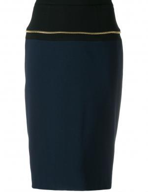 CAVALLI CLASS tumši zilas krāsas stilīgi sieviešu svārki