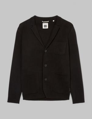 MARC O POLO vīriešu melns džemperis