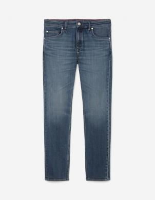 MARC O POLO vīriešu zili klasiski džinsi