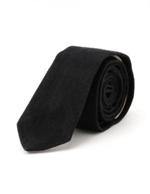 DIESEL melna kaklasaite TISITAEL KRAWATTE