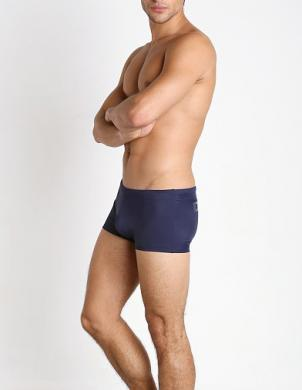 DIESEL zilas vīriešu peldkostīma apakšbikses HERO CALZONCINI