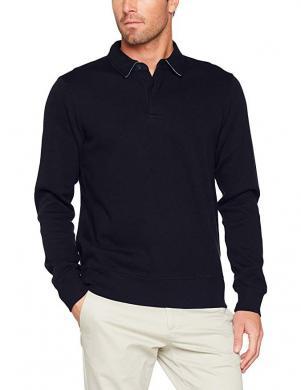 GANT tumši zils vīriešu džemperis